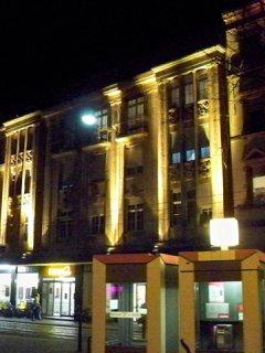 Illumination Mittelstrasse