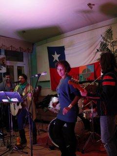 Konzert im La Posada