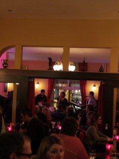 Konzert im Aurelia